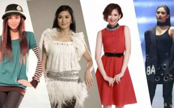 Sarah Geronimo's Fashion Evolution