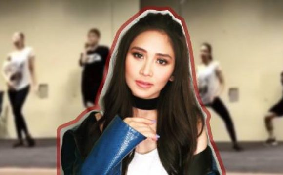 MUST WATCH: Sarah Geronimo's first dance rehearsals with G-force!