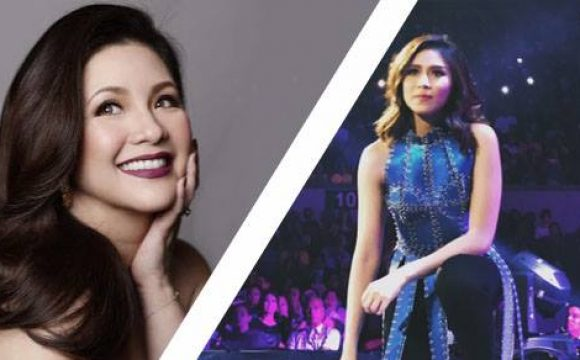 Regine Velasquez feels sad that she can't come to Sarah Geronimo's upcoming concert