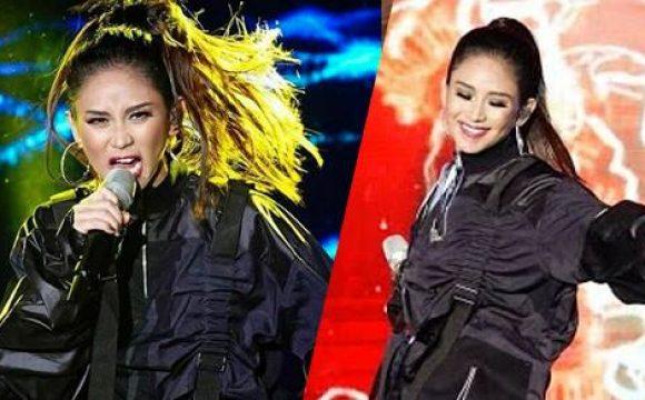 Sarah Geronimo, Pinerform ang Bagong Single sa Lubao, Pampanga