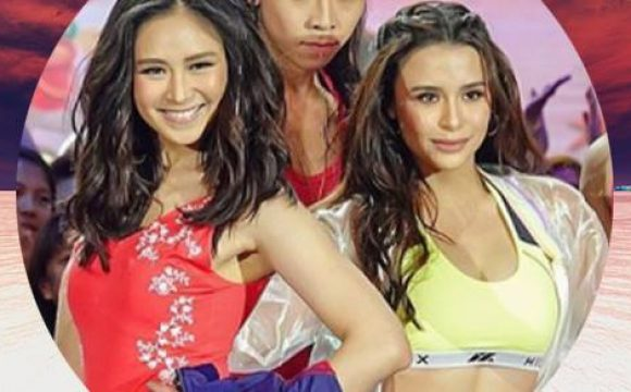 Sarah Geronimo at Yassi Pressman, Nagperform sa ASAP Stage!