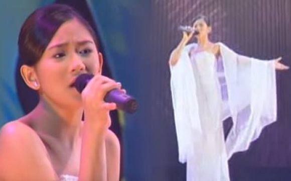 #ThrowbackThursday: Sarah Geronimo Performs Winning Piece on Star for a Night