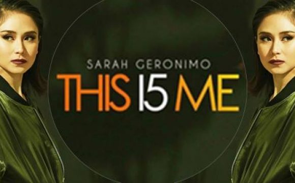 Sarah Geronimo's New Album is Now Available!