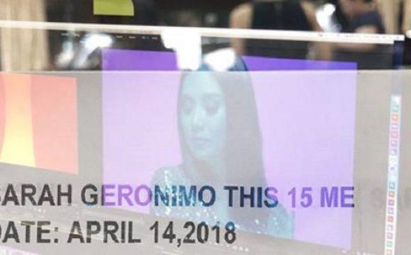 Sarah Geronimo, handa na kaya para sa kanyang concert?