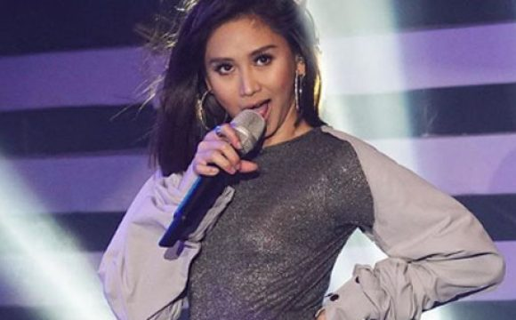"WATCH: Sarah Geronimo, Ibinirit ang ""Chandelier""!"