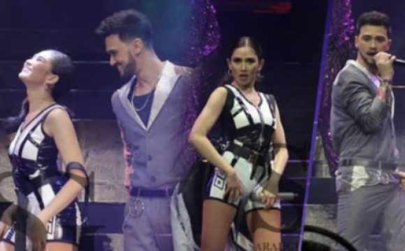 Sarah Geronimo and Billy Crawford's Ground-Breaking Performance