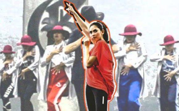 Pasilip sa Dance Rehearsal ni Sarah Geronimo Para sa Kaniyang Concert