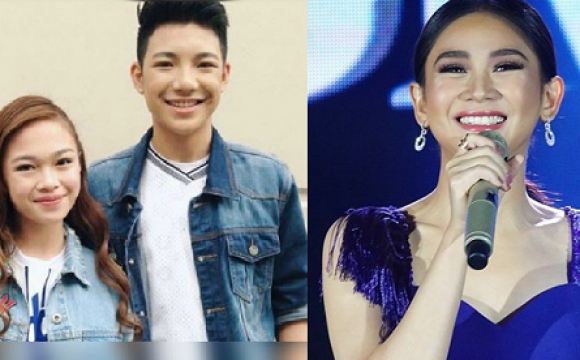 Darren Espanto and AC Bonifacio perform Sarah Geronimo's 'Kilometro'