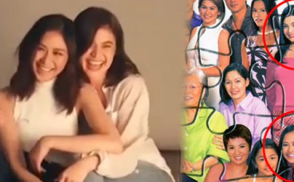 Throwback: Sarah Geronimo and Anne Curtis in one movie