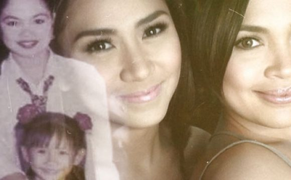 Sarah Geronimo remembers the time that she met Judy Ann for the first time