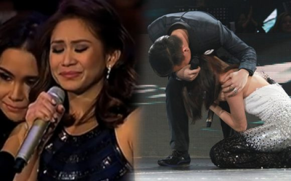 The moments that made Sarah Geronimo cry as a coach in 'The Voice'