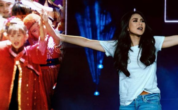 Sarah Geronimo from being a 'classmate' to being one of the country's biggest artists