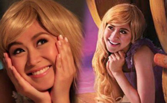 Sarah Geronimo is a true Disney princess!