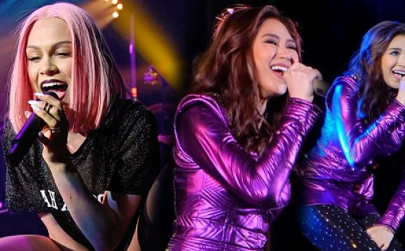 WATCH: Sarah Geronimo's amazing vocals singing a Jessie J song