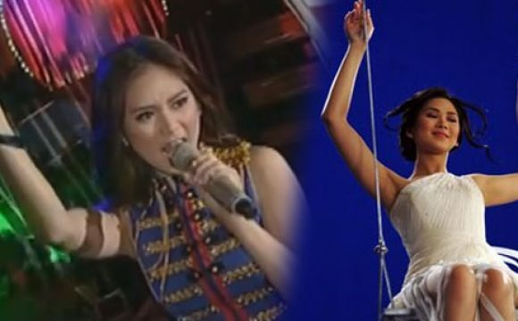 WATCH: Buwis-buhay Performance ni Sarah Geronimo