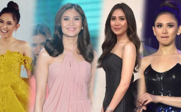 MUST-SEE: Sarah Geronimo's Beautiful Gowns