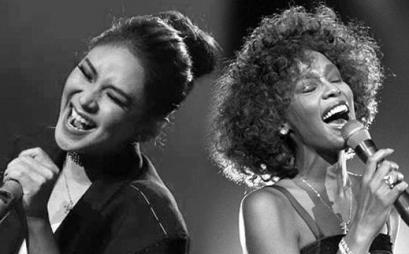 Sarah Geronimo nails these Whitney Houston hits