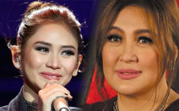 What Sharon Cuneta has to say about the struggles that Sarah Geronimo faces