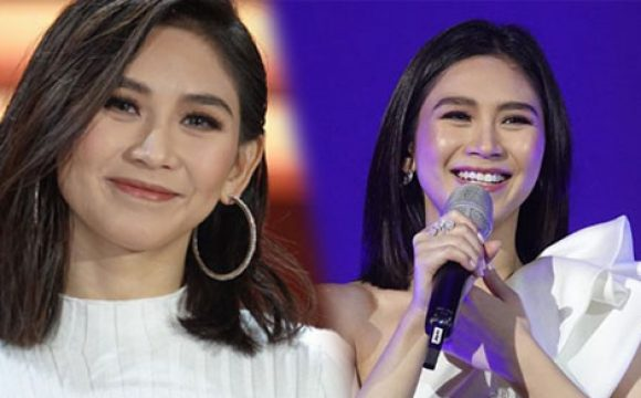 Sarah Geronimo Sings a Special Song for All the Girls Out There