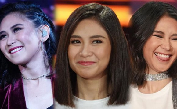 Sarah Geronimo's kilig reactions that we can all relate to