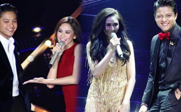 WATCH: Sarah Geronimo and Daniel Padilla's duets are the cutest