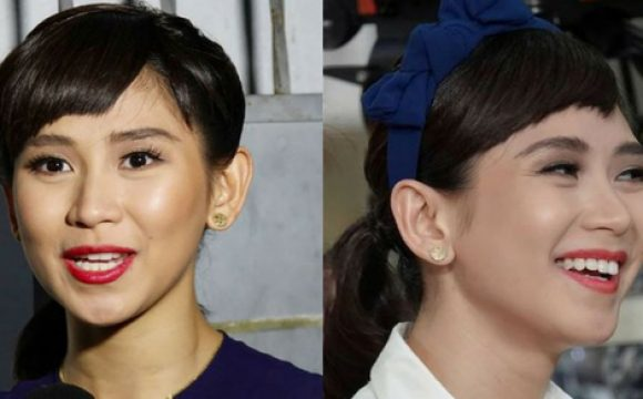 MUST-SEE: Sarah Geronimo's 'granny' hairstyles for her upcoming movie