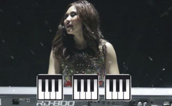 Sarah Geronimo, Ipinasilip Ang Kanyang Piano Rehearsal!