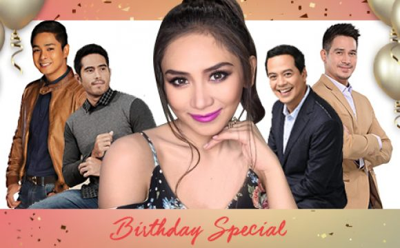 BIRTHDAY SPECIAL: Who is your favorite Sarah Geronimo leading man?