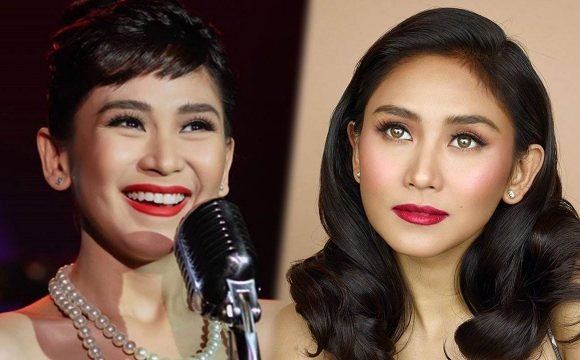 FIND OUT: If Sarah Geronimo could talk to her 10-year   old self this is what she would say…