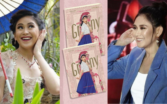 """Sarah Geronimo's """"Miss Granny"""" Movie Book Available Na Nationwide!"""