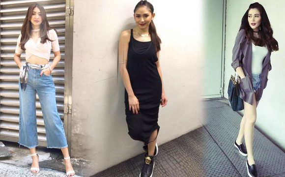 Best-dressed of the week: Sarah Geronimo, Nadine Lustre, Bela Padilla and more!