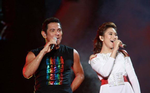 Sarah Geronimo and Gary Valenciano to reunite on the ASAP stage
