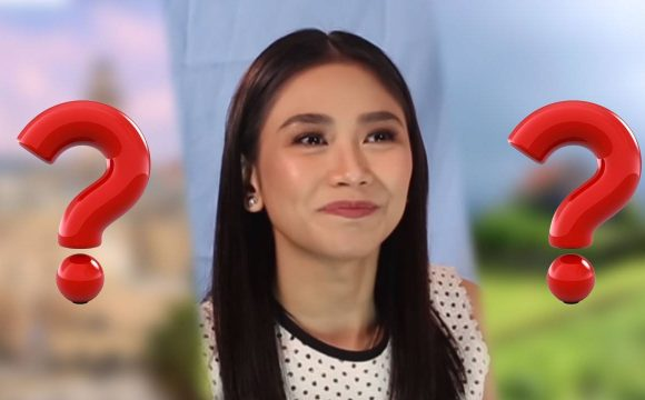 Know 3 things in Sarah Geronimo's bucket list
