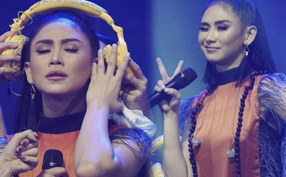 WATCH: What Sarah Geronimo Did During a Technical Difficulty in Her Iloilo Concert