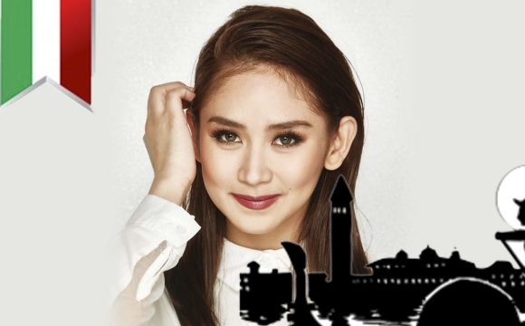 WATCH: Sarah Geronimo in Italy