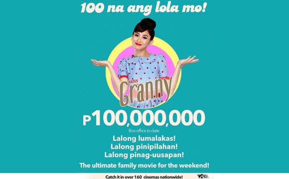 "Sarah Geronimo's ""Miss Granny"" Turns 100!"