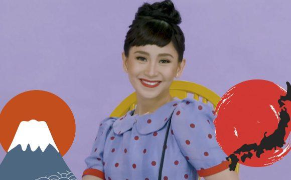 Miss Granny, Sarah Geronimo, Magpapasaya sa Japan!