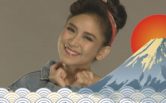 "Sarah Geronimo's ""Miss Granny"" Flies To Japan!"